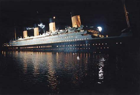 titanic film water tank titanic com titanic news photos articles research