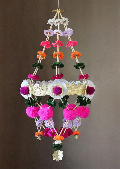 best 28 diy christmas decorations popsugar smart paper flower pajaki these 24 diys will make your bohemian