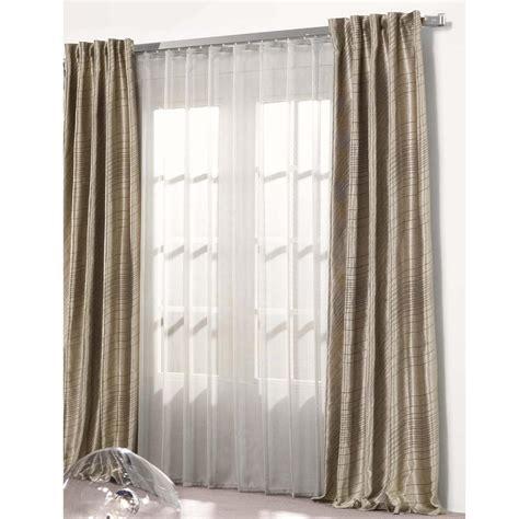 elegante schlafzimmer vorhänge kleines zimmer grau streichen