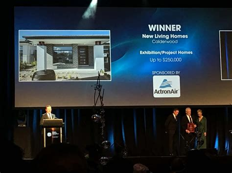 Mba Awards 2017 Canberra Winners by Mba Awards 2017 Winners New Living Homes
