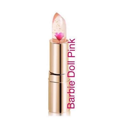 Lipstik Secret kailijumei secret jelly flower enchanted lipstick doll pink
