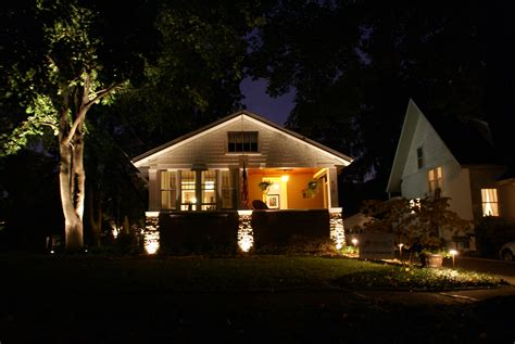 Yard Lights by Landscape Lighting Sweeneys Landscaping