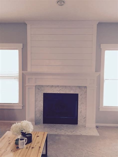 Fireplace Mantel Extension by Fireplace Extension