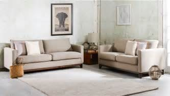 cooper 3 seater fabric sofa lounges living room