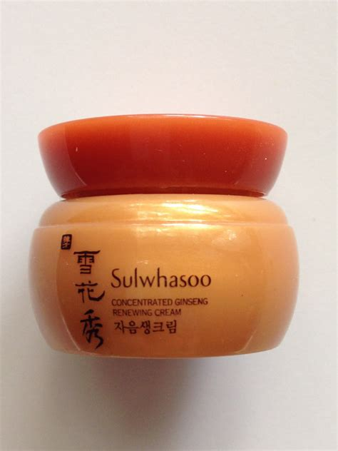 Sulwhasoo Concentrated Ginseng Renewing sulwhasoo concentrated ginseng renewing just about