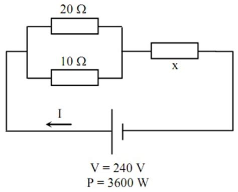 how to find current passing through resistor set of resistive circuits assignments electrical engineering