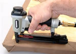 Electric Staplers For Upholstery New Pneumatic Staple Gun Upholstery Stapling Tool Air