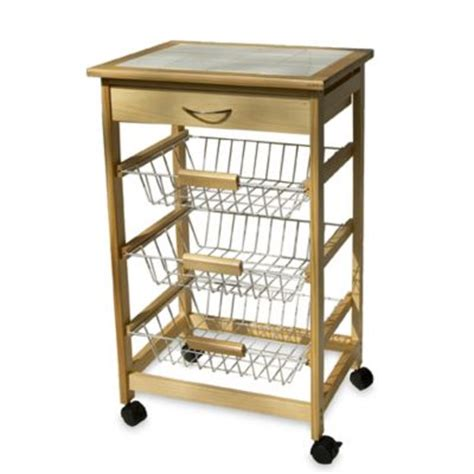 Kitchen Cart At Bed Bath And Beyond Buy Utility Kitchen Carts From Bed Bath Beyond