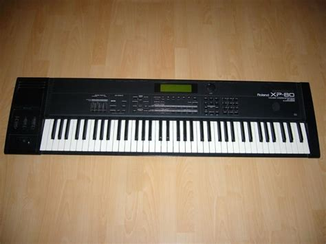 Keyboard Roland Xp 80 roland xp 80 synth keyboard zeo brothers
