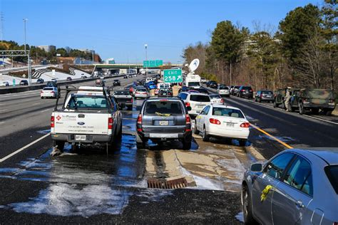 Car Doctor Atlanta 2 by Across Snow Struck Atlanta Motorists Reclaim Abandoned