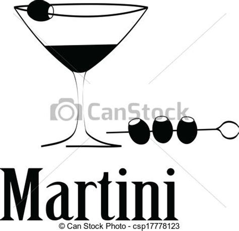 martini clipart no background vector illustration of martini glass design menu
