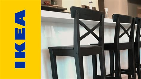 Ikea Ingolf Bar Stool Review by Solidsmack Design Technology Cad And Fab