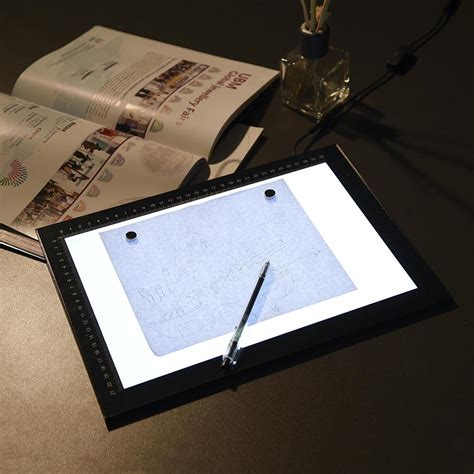 tattoo light box a3 a4 led tracing light box drawing board pad table