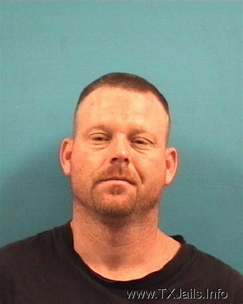 Pearland Warrant Search Robert Anthony Johnson Arrest Mugshot Pearland 6 24 2011