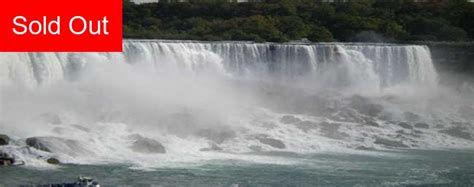 niagara falls boat tour price us side 2 days from new york to niagara falls canada usa side tour