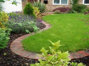 Landscape Rock Edging Ideas Creating Flower Bed Border Ideas For Your Lawn Brick