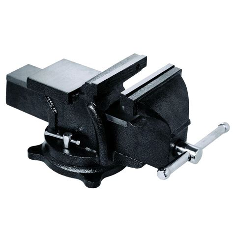 heavy duty bench vice bessey 6 in heavy duty bench vise with swivel base bv