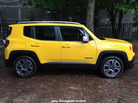 smallest jeep the jeep renegade is the smallest cutest jeep is it