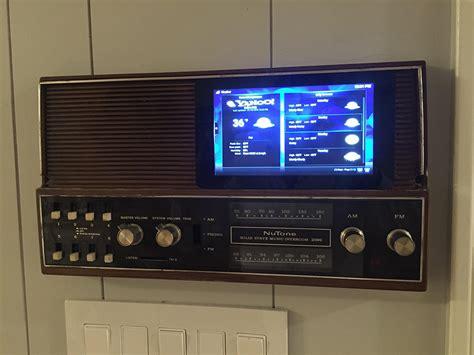 70s intercom raspberry pi multi room audio mod home