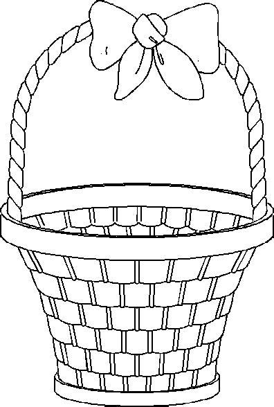 Kaos Bunny And Egg Basket Drawing easter basket drawings happy easter 2018
