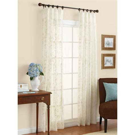 inexpensive sheer curtains inexpensive sheer curtains welcome add pom pom trim to