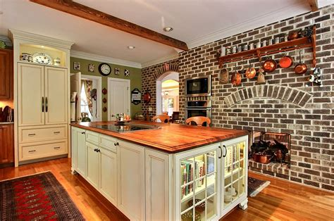 kitchen styles and designs 50 trendy and timeless kitchens with beautiful brick walls