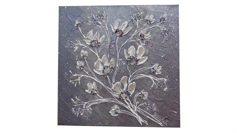 fiori argento fiori piccoli argento vendita quadri quadri