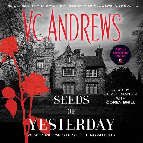 yesterday books seeds of yesterday audiobook by v c osmanski