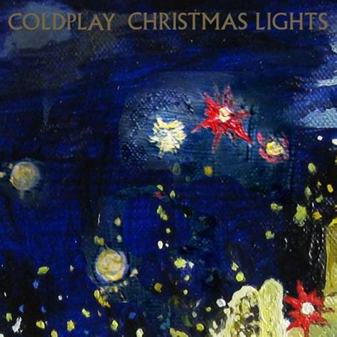 christmas lights song by coldplay from christmas lights