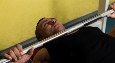 bench press death get crushed bench press death muscle fitness