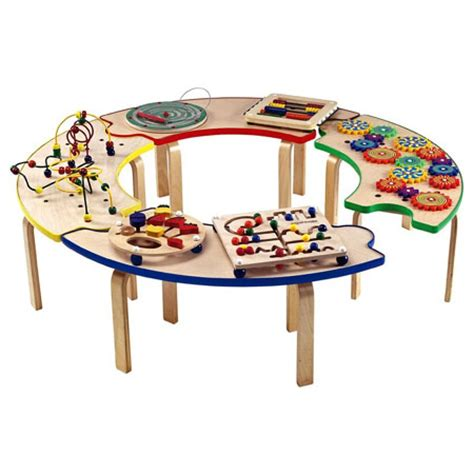 Toddler Activity Table by Circle Of Activity Table Is A Center Of For