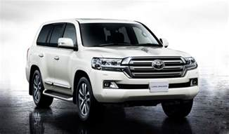 Toyota Land Cruser Facelifted Toyota Land Cruiser 200 Unveiled In Japan W