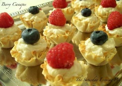 berry canapes berry canapes 28 images 100 canapes recipes on canapes