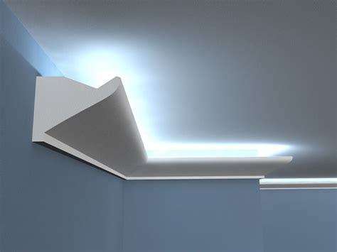 stuck led leiste lichtleisten set indirekte beleuchtung led lo 6