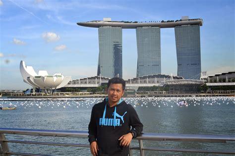 Di Singapura just4sharing sedikit pengalaman menggelandang di negeri