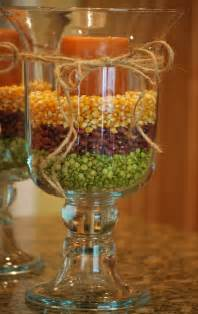 Fall Home Decor by Fall Decorating With Hurricane Vases Amanda Jane Brown