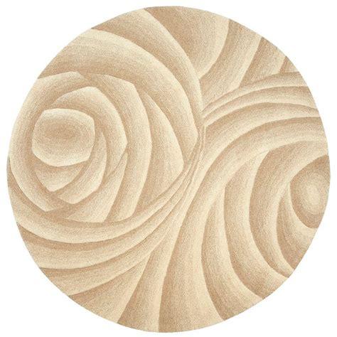 optics area rug home decorators collection optics beige 7 ft 9 in