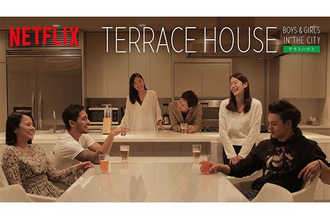 terrace house movie why netflix s terrace house is the self care you need