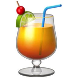 cocktail emoji fable