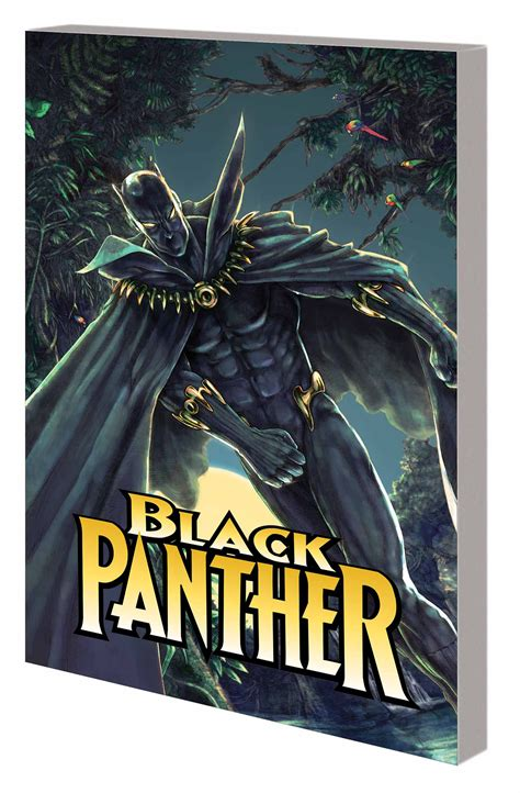 black panther epic collection panther s rage previewsworld black panther by priest tp