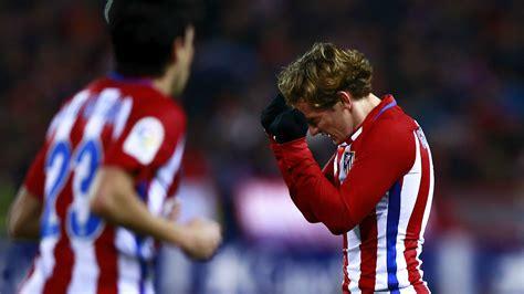 barcelona griezmann atl 233 tico madrid v barcelona match report 01 02 2017 copa
