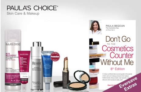 Eversave Sweepstakes - eversave 30 worth of paula s choice beauty products for as low as 10