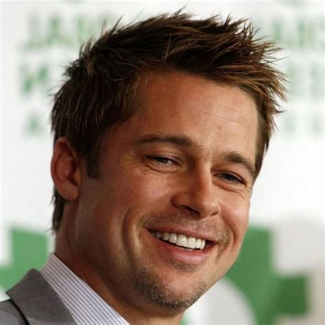 brad pitts haircut in seven brad pitt hairstyles hairstyles