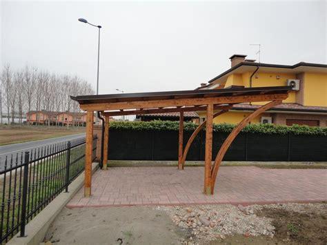 tettoie in legno verona carport verona