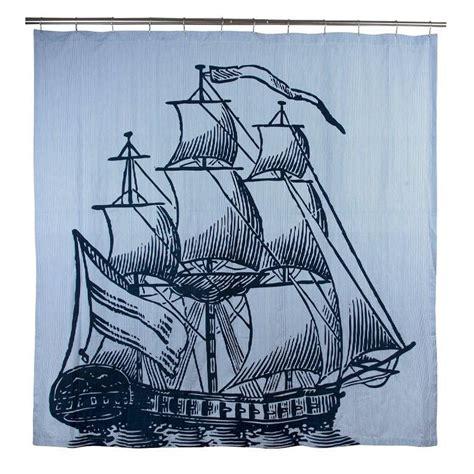 thomas paul shower curtain galleon shower curtain design by thomas paul burke decor