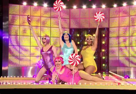 Roxxxy Alaska Detox by Rupaul S Drag Race Recap Season 5 Ep11 Sugar Drag