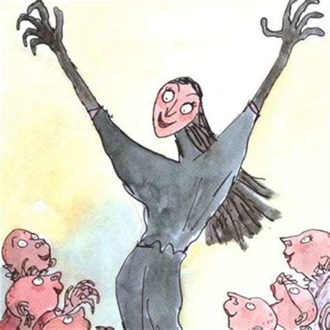 Roald Dahl The Witches Import the witches the pit