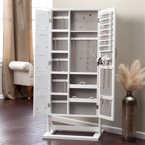 Wall Mounted Jewelry Cabinet Plans