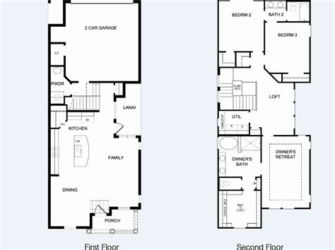 david weekly floor plans spring lake at celebration new homes by david weekley