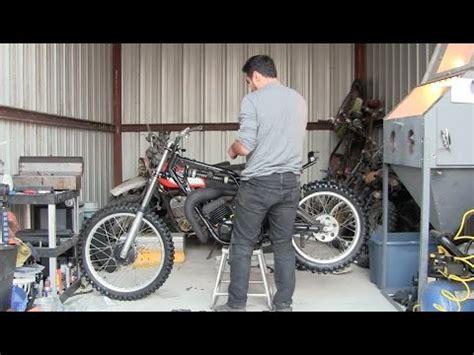 vintage yamaha motocross bikes vintage motocross bikes